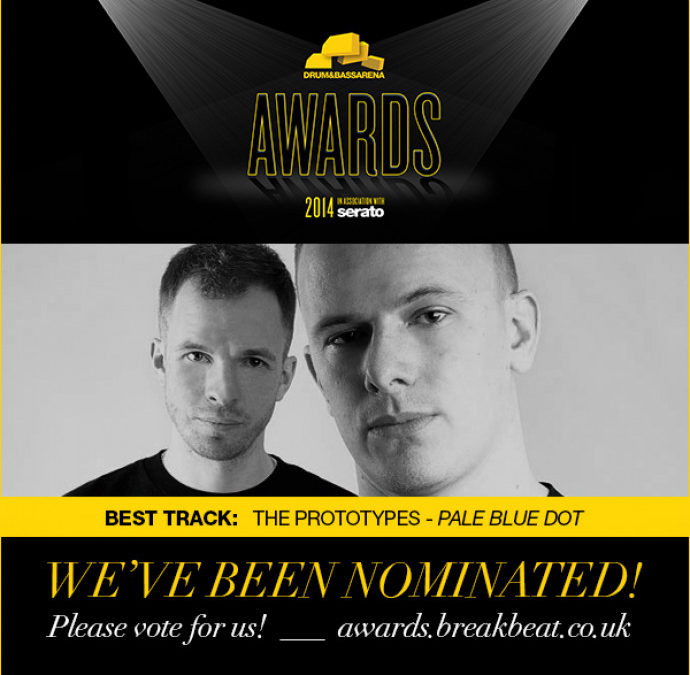 DRUM & BASS ARENA AWARDS NOMINATIONS