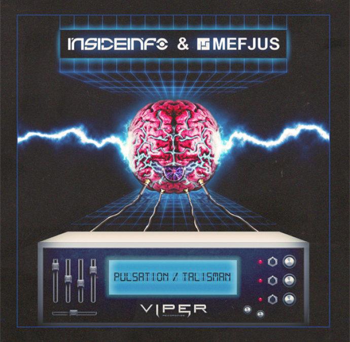 INSIDEINFO & MEFJUS – PULSATION / TALISMAN