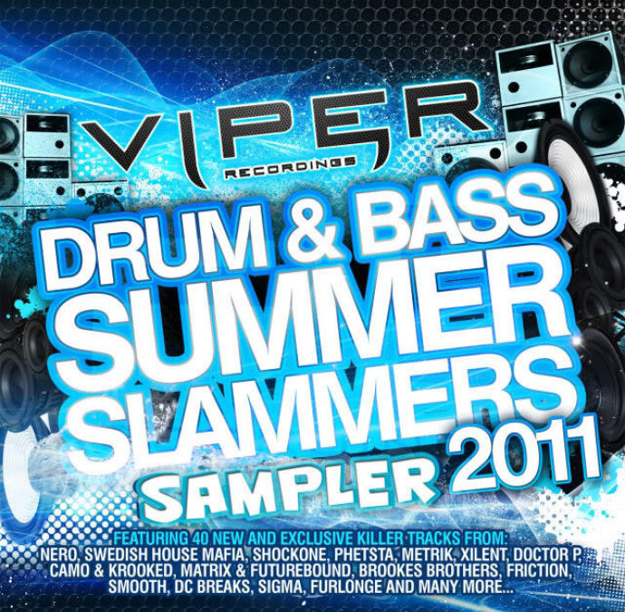 SUMMER SLAMMERS DIGITAL SAMPLER