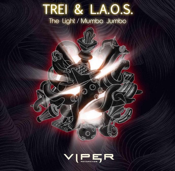 TREI & L.A.O.S. – THE LIGHT