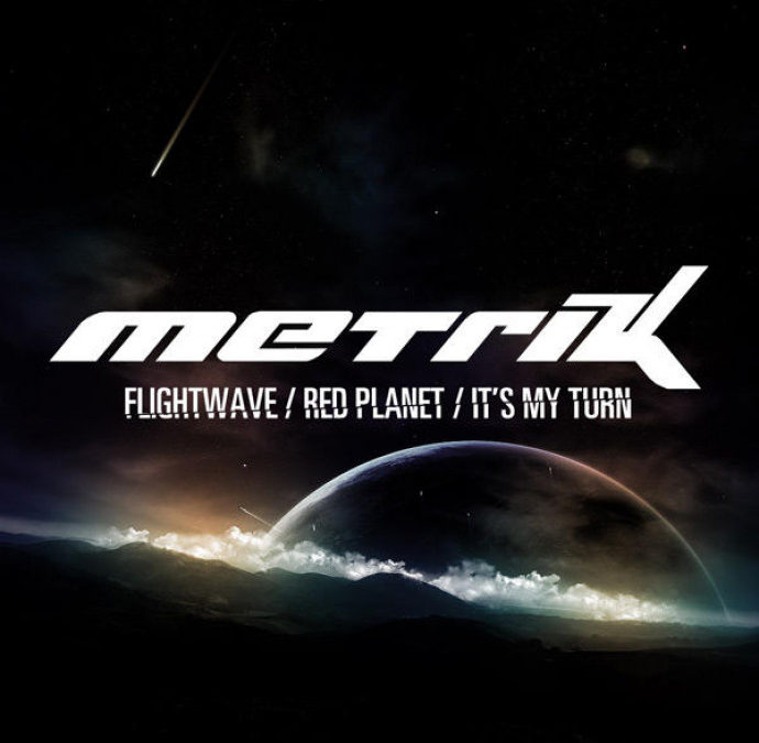 METRIK – FLIGHTWAVE EP (FREE DOWNLOAD)