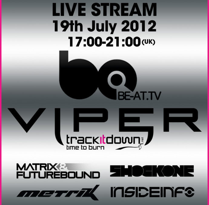 VIPER RECORDINGS LIVE ON B@TV