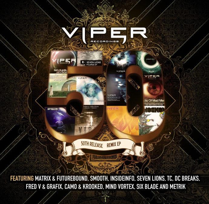 VIPER 50 (50TH RELEASE REMIX EP)