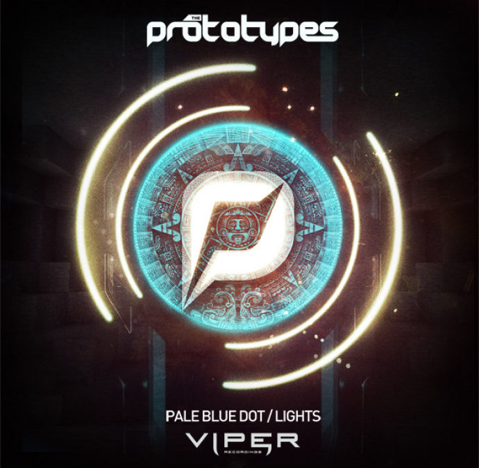 THE PROTOTYPES – PALE BLUE DOT / LIGHTS