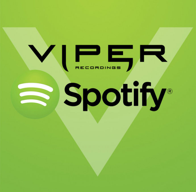 VIPER RECORDINGS ON SPOTIFY