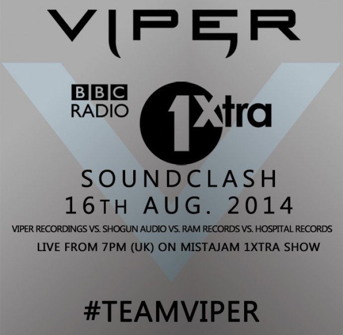 BBC 1XTRA D&B SOUNDCLASH