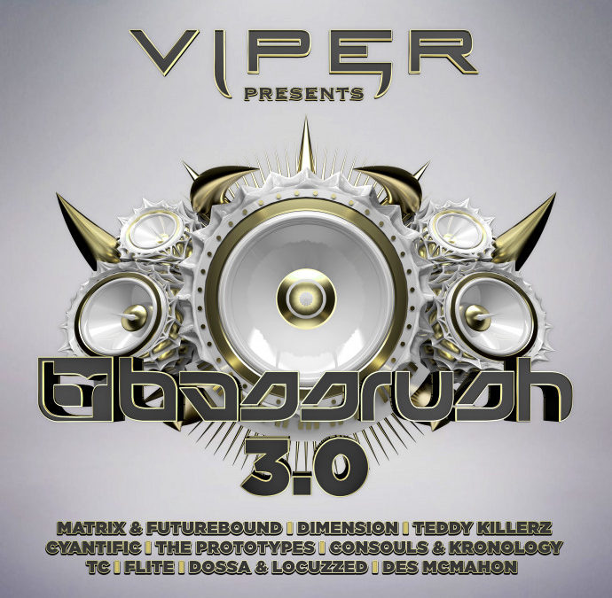 VIPER PRESENTS: BASSRUSH 3.0 (MEGAMIX BY: DES MCMAHON)