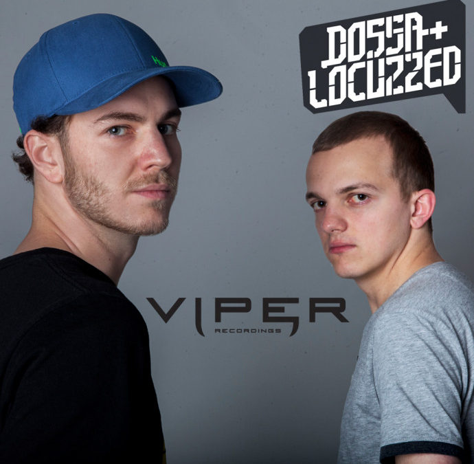 DOSSA & LOCUZZED SIGN EXCLUSIVELY TO VIPER