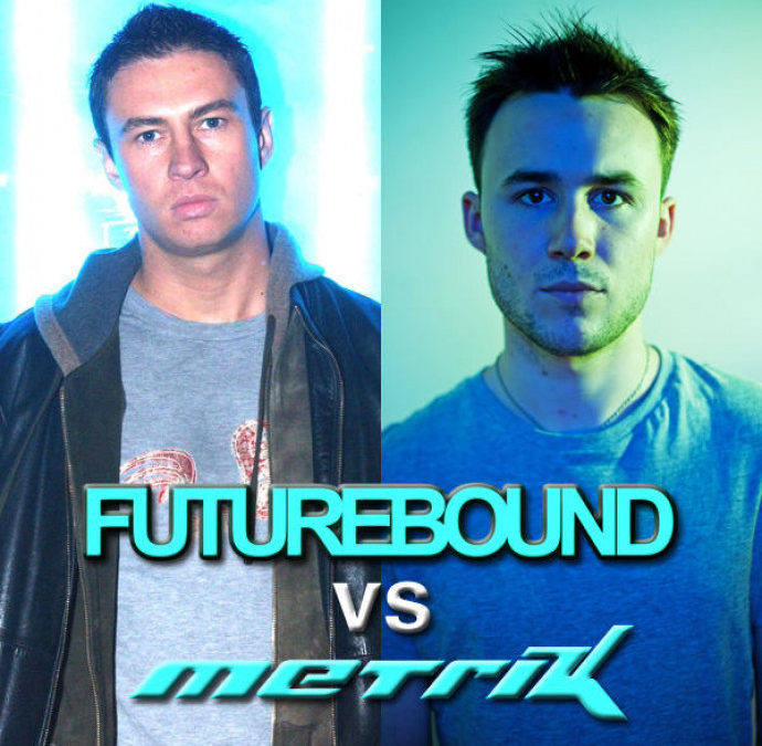 FUTUREBOUND VS METRIK – BRAVE NEW WORLD / SABOTAGE
