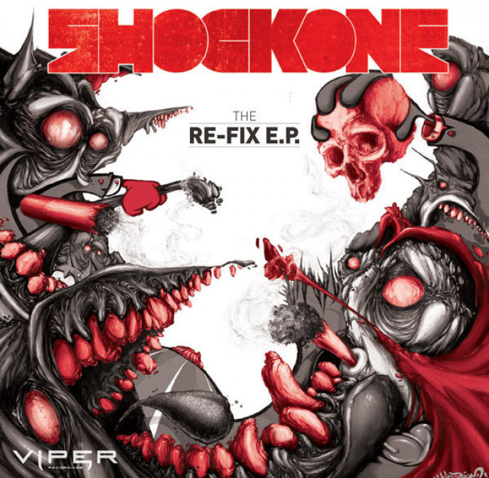 SHOCKONE – THE RE-FIX EP