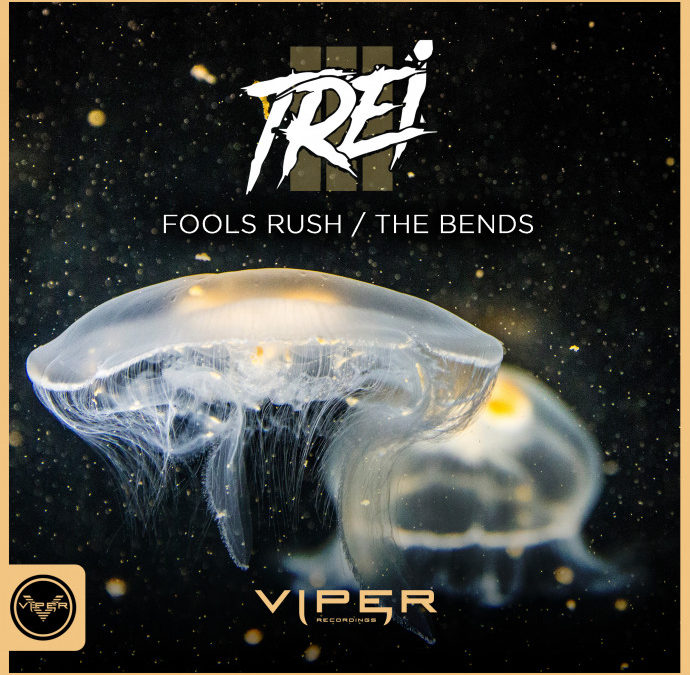 TREI – FOOLS RUSH / THE BENDS