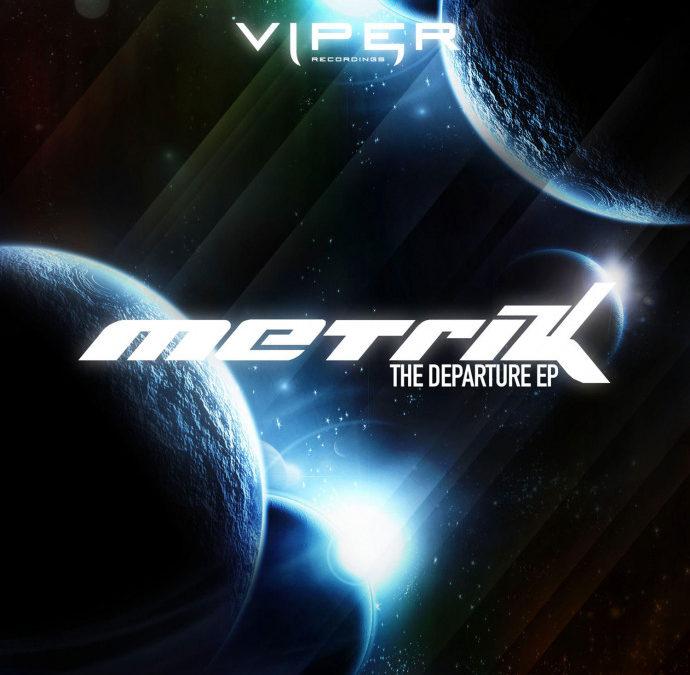 METRIK – THE DEPARTURE EP