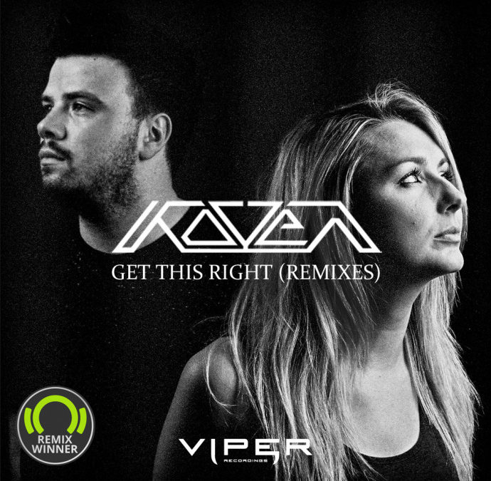 KOVEN – GET THIS RIGHT (BEATPORT PLAY REMIXES)