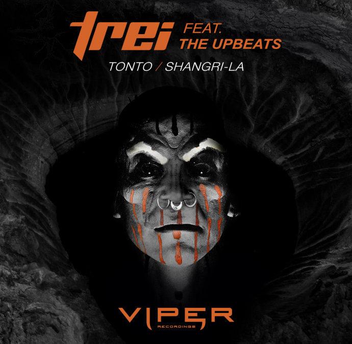 TREI FEAT. THE UPBEATS – TONTO / SHANGRI-LA
