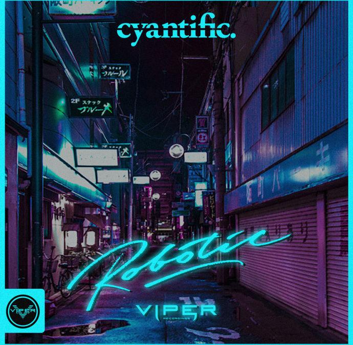 CYANTIFIC – ROBOTIC