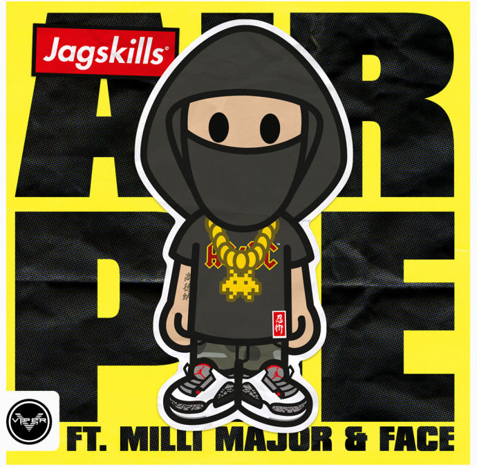 JAGUAR SKILLS – AIR PIE (FEAT. MILLI MAJOR & FACE)