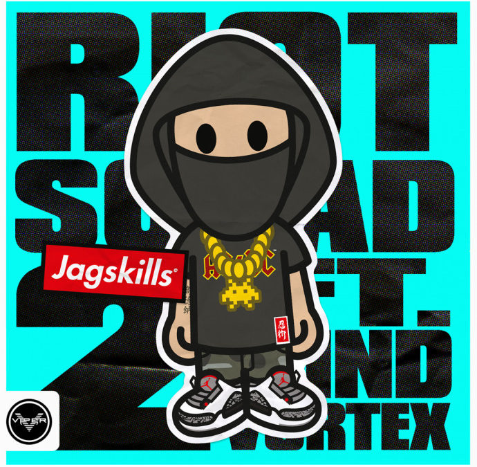 JAGUAR SKILLS – RIOT SQUAD 2 (FEAT. MIND VORTEX)