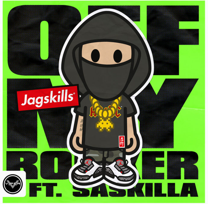 JAGUAR SKILLS – OFF MY ROCKER (FEAT. SASKILLA)