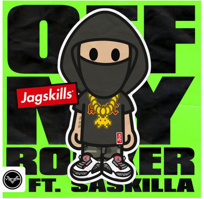 JAGUAR SKILLS – OFF MY ROCKER (FEAT. SASKILLA)