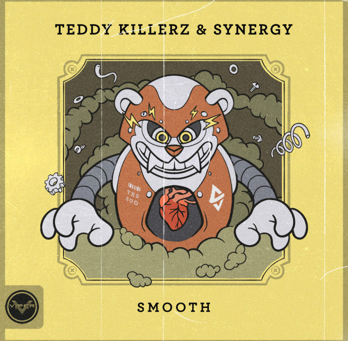 TEDDY KILLERZ & SYNERGY – SMOOTH