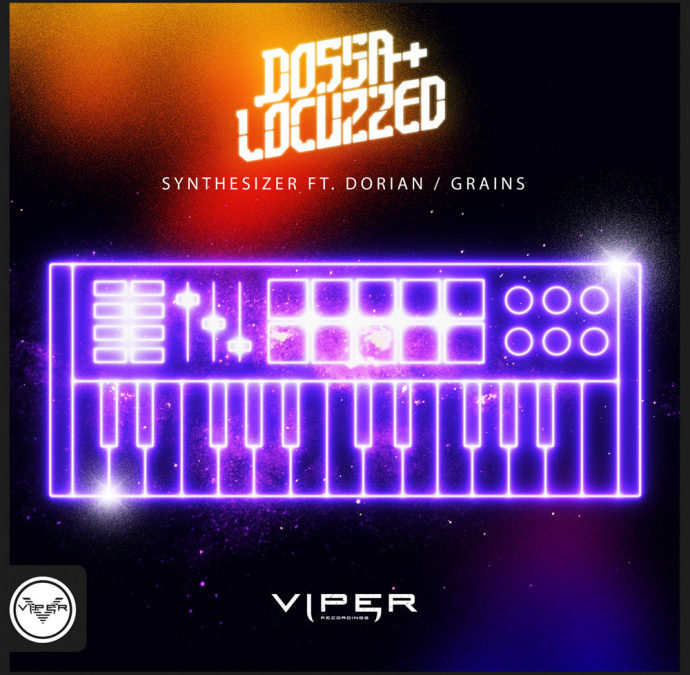 DOSSA & LOCUZZED – SYNTHESIZER / GRAINS