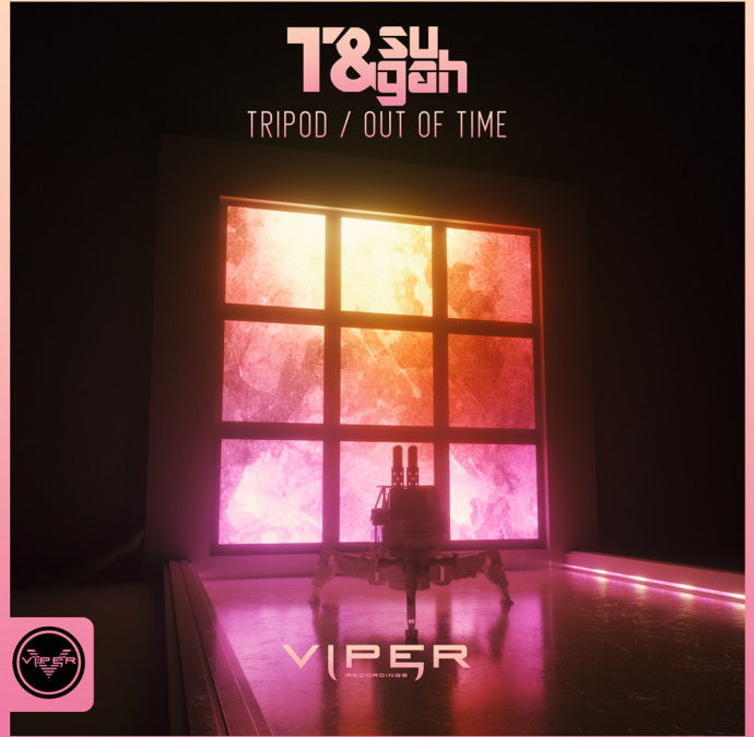T & SUGAH – TRIPOD / OUT OF TIME