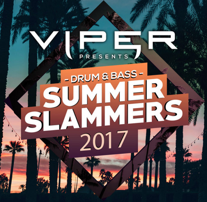 DRUM & BASS SUMMER SLAMMERS 2017