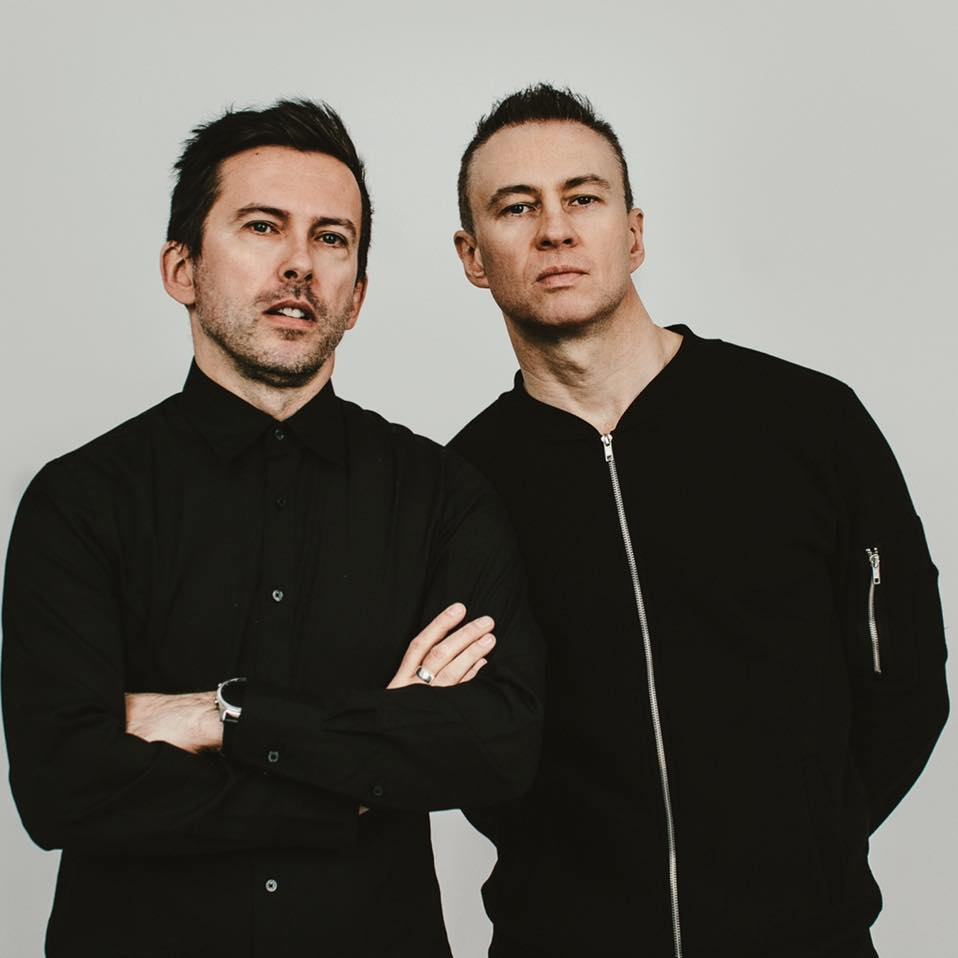 MATRIX & FUTUREBOUND ANNOUNCE NEW ALBUM 'MYSTERY MACHINE'