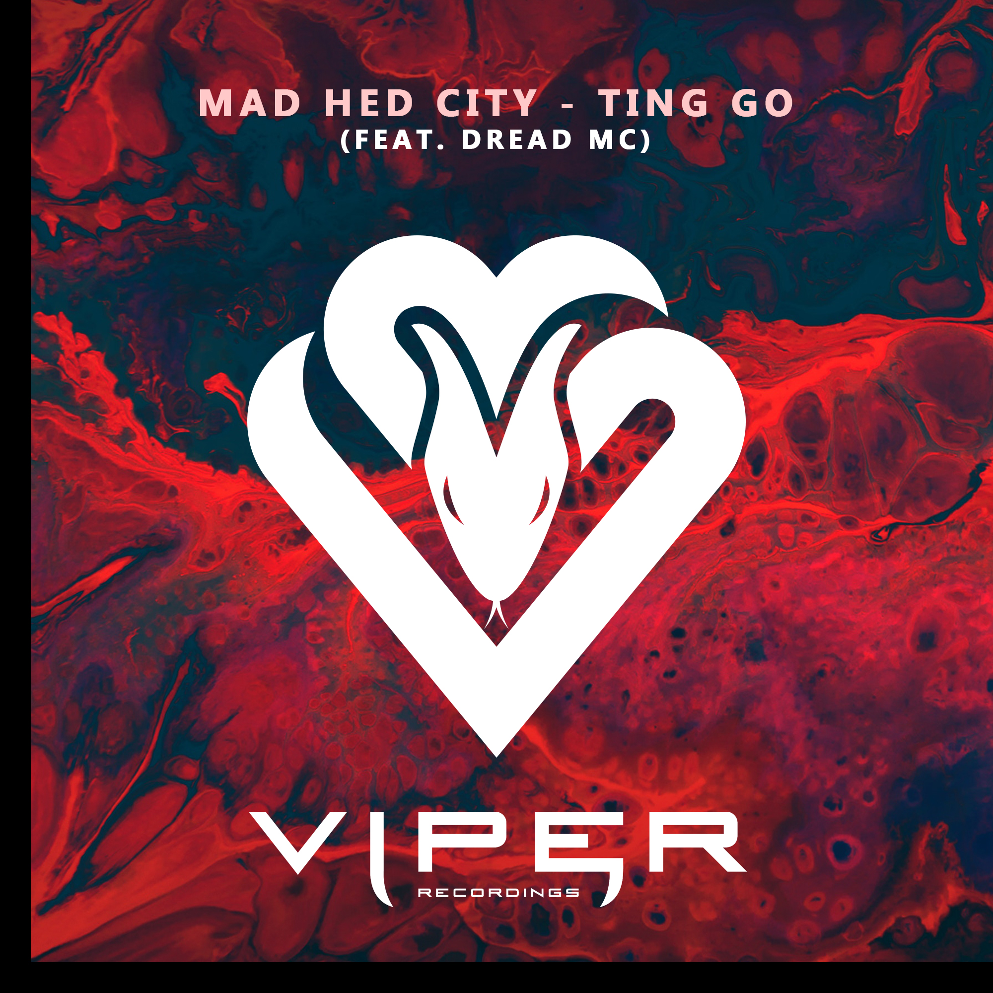 MAD HED CITY FEAT. DREAD MC - TING GO (PLUS REMIXES FROM GIGANTI & JEFF NANG) [VPR177]