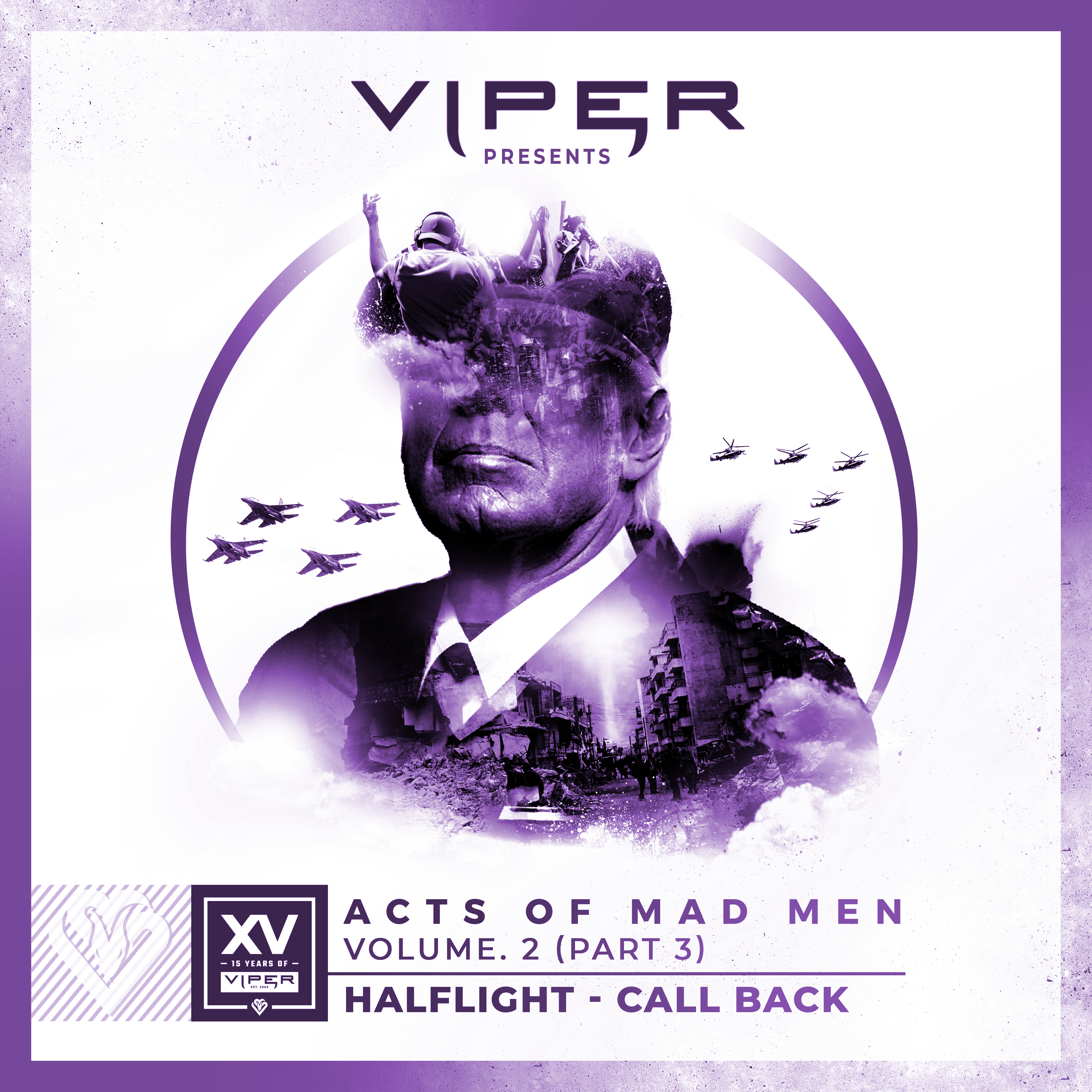 Halflight - Call Back (Acts of Mad Men Vol. 2 Part 3)