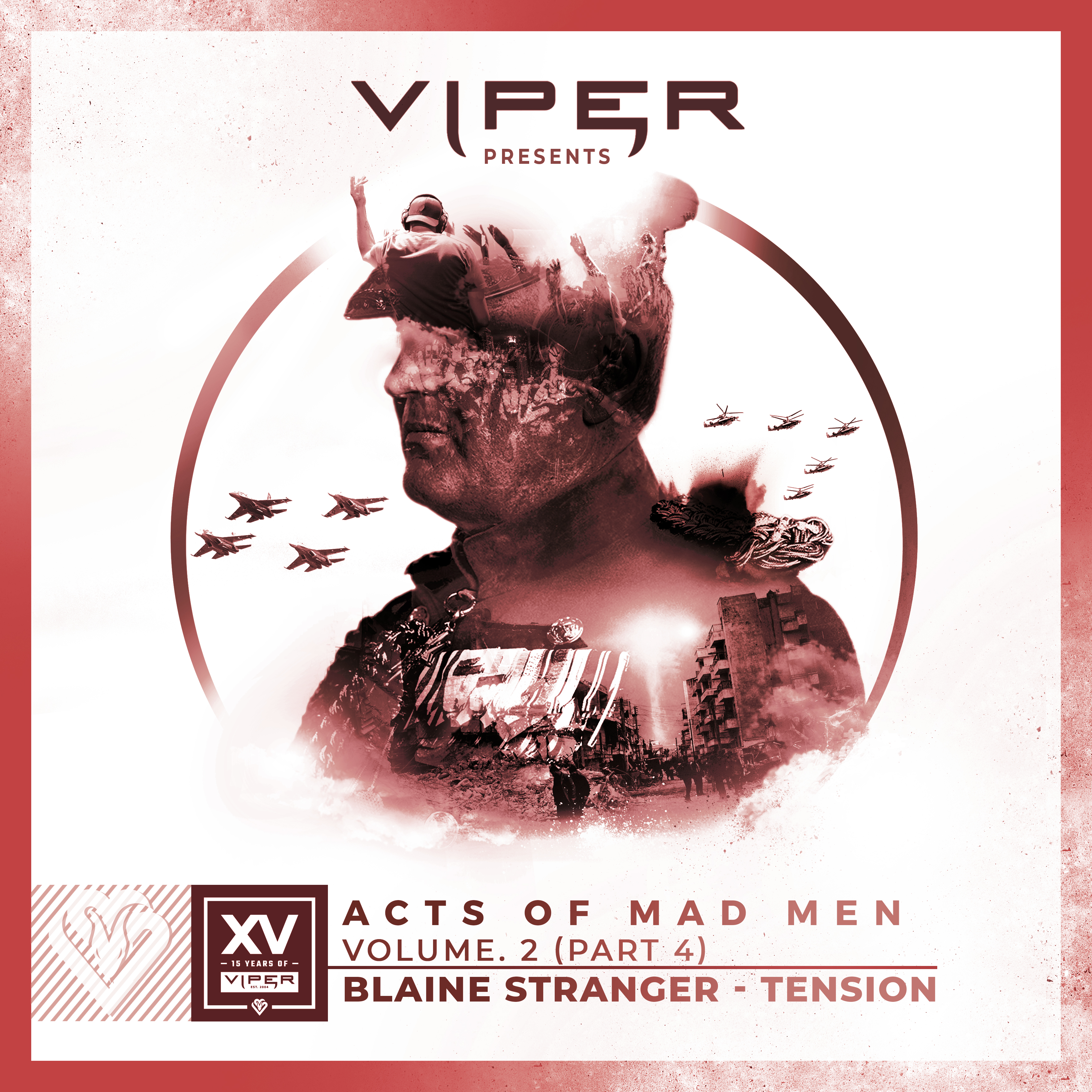 Blaine Stranger - Tension (Acts of Mad Men Vol. 2 Part 4)