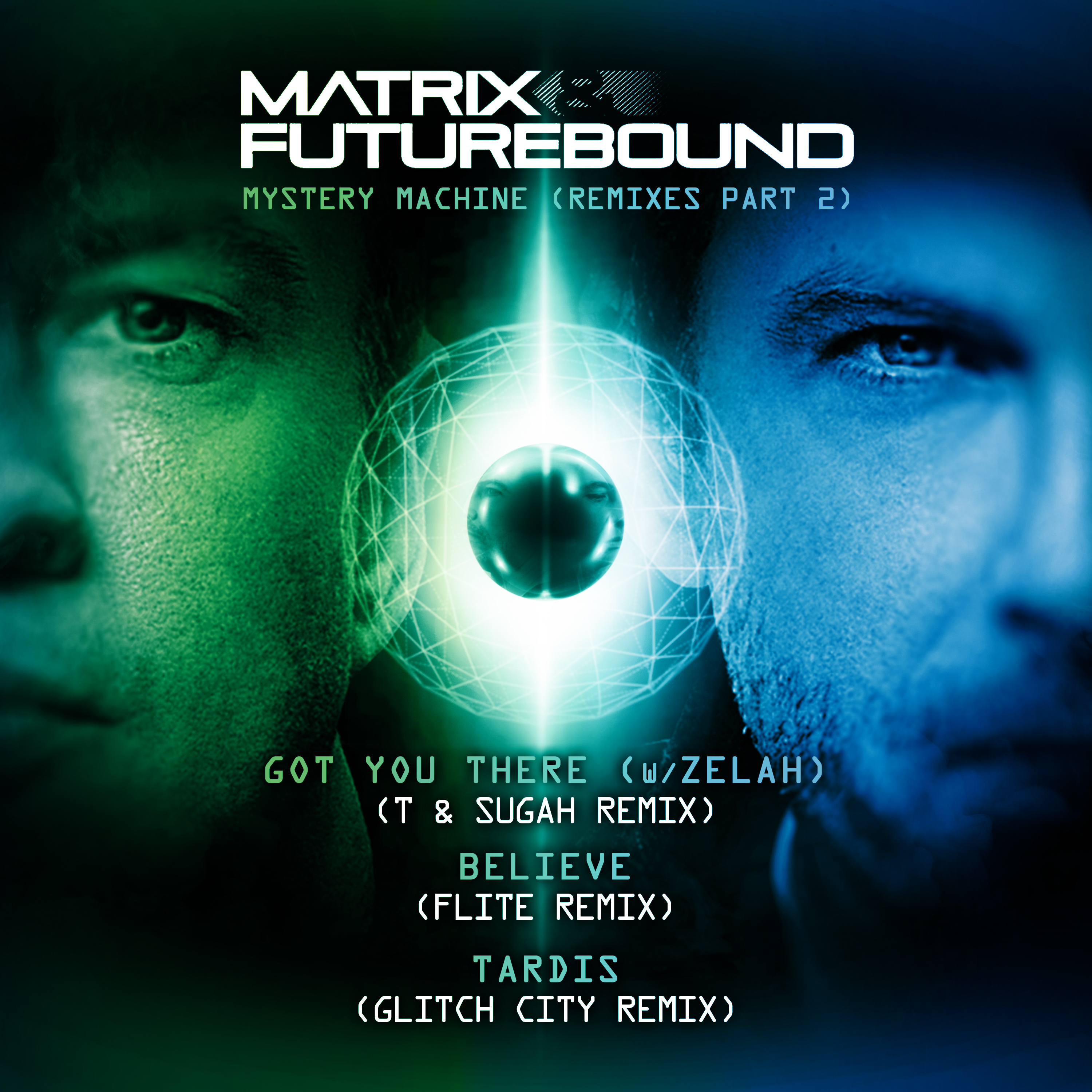 Matrix & Futurebound - Mystery Machine Remixes Part 2