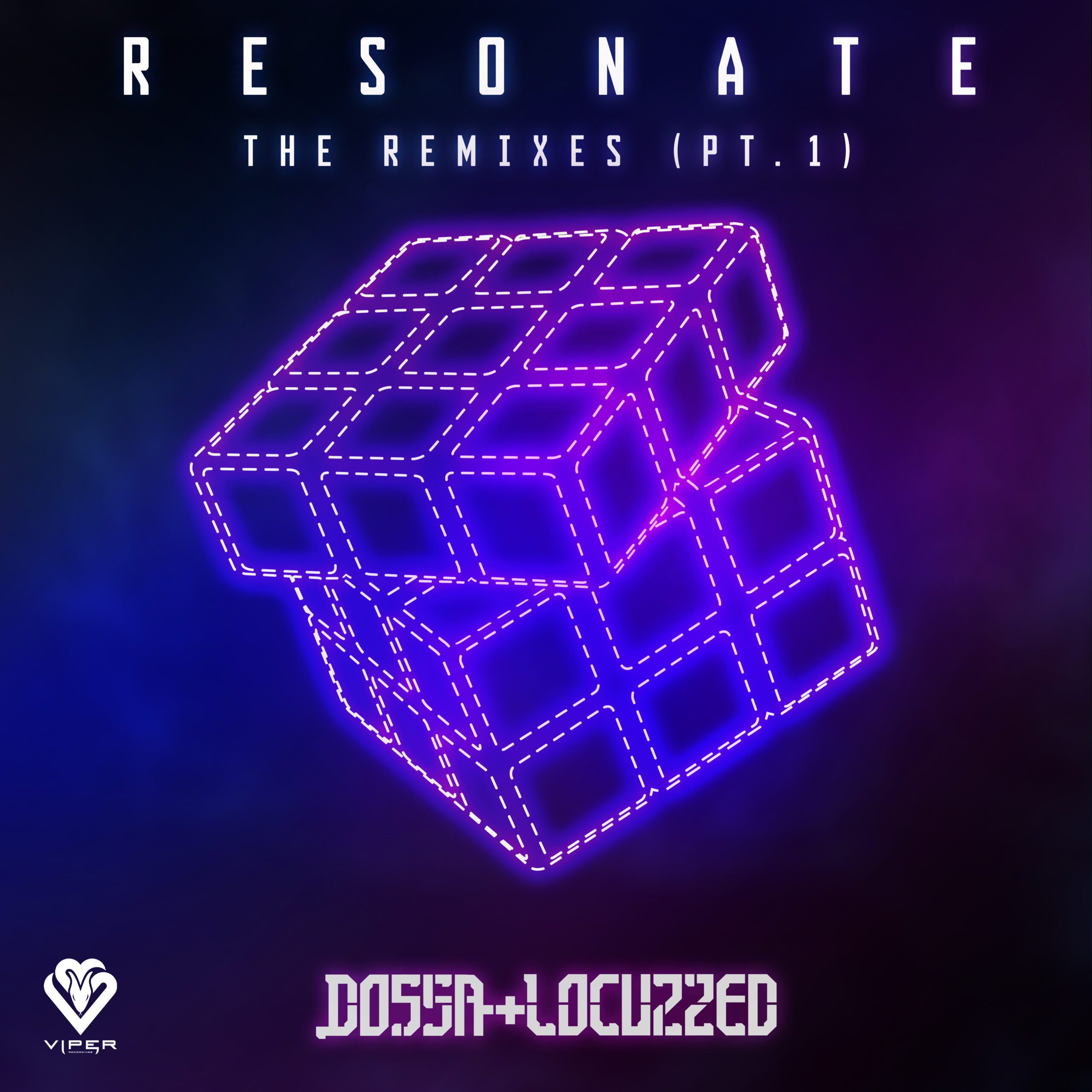 Dossa & Locuzzed - Resonate (The Remixes) Pt. 1 [VPR203]
