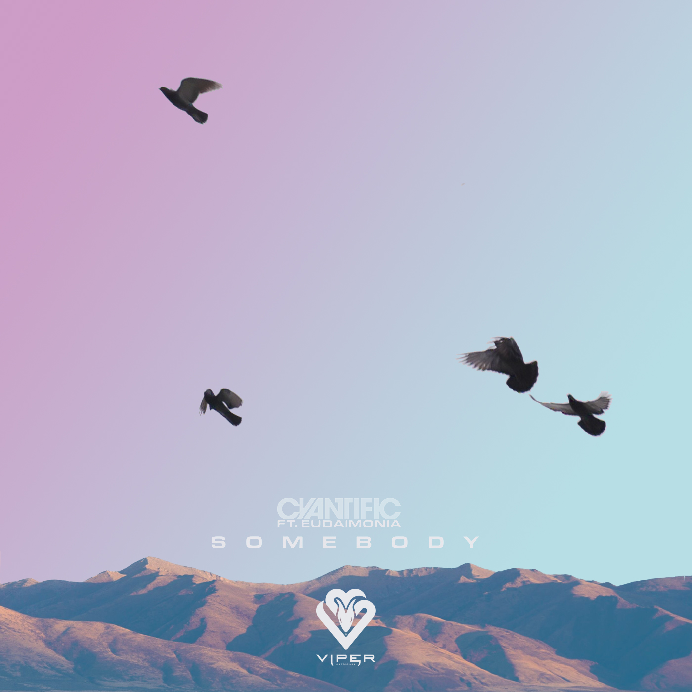 Cyantific feat. Eudaimonia - Somebody [VPR206]