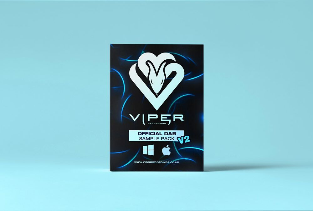 Viper presents – Official DnB Sample Pack V.2