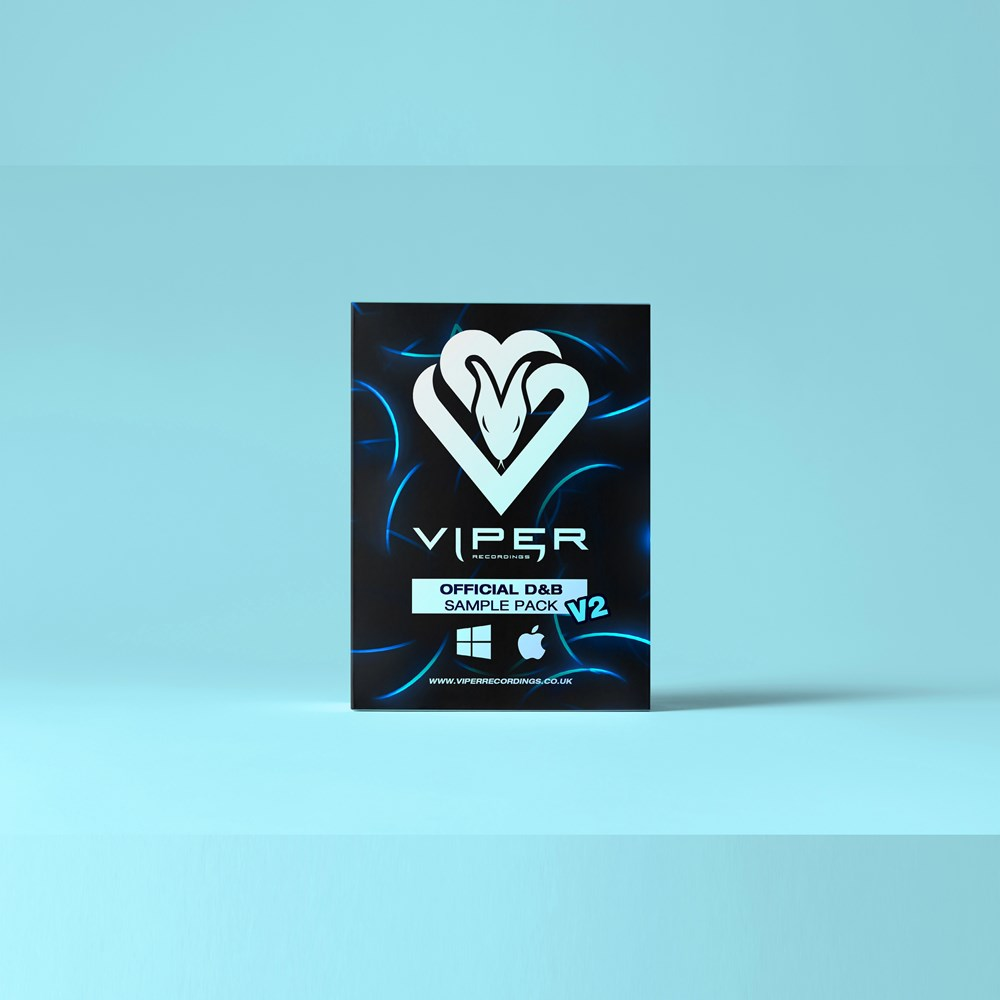 Viper presents - Official DnB Sample Pack V.2