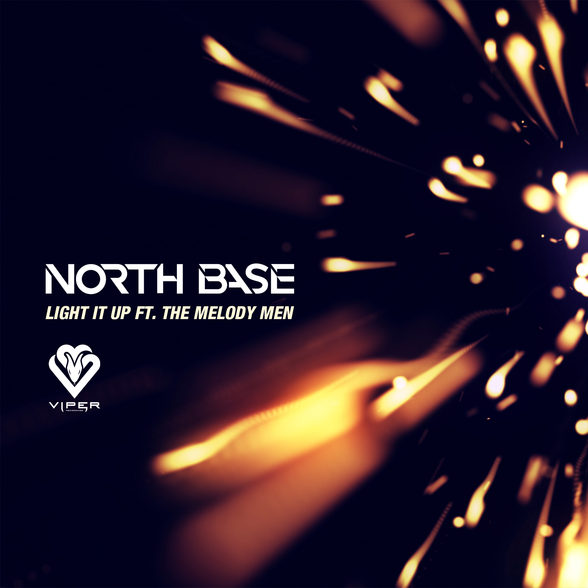 North Base ft. The Melody Men - Light It Up [VPR211]