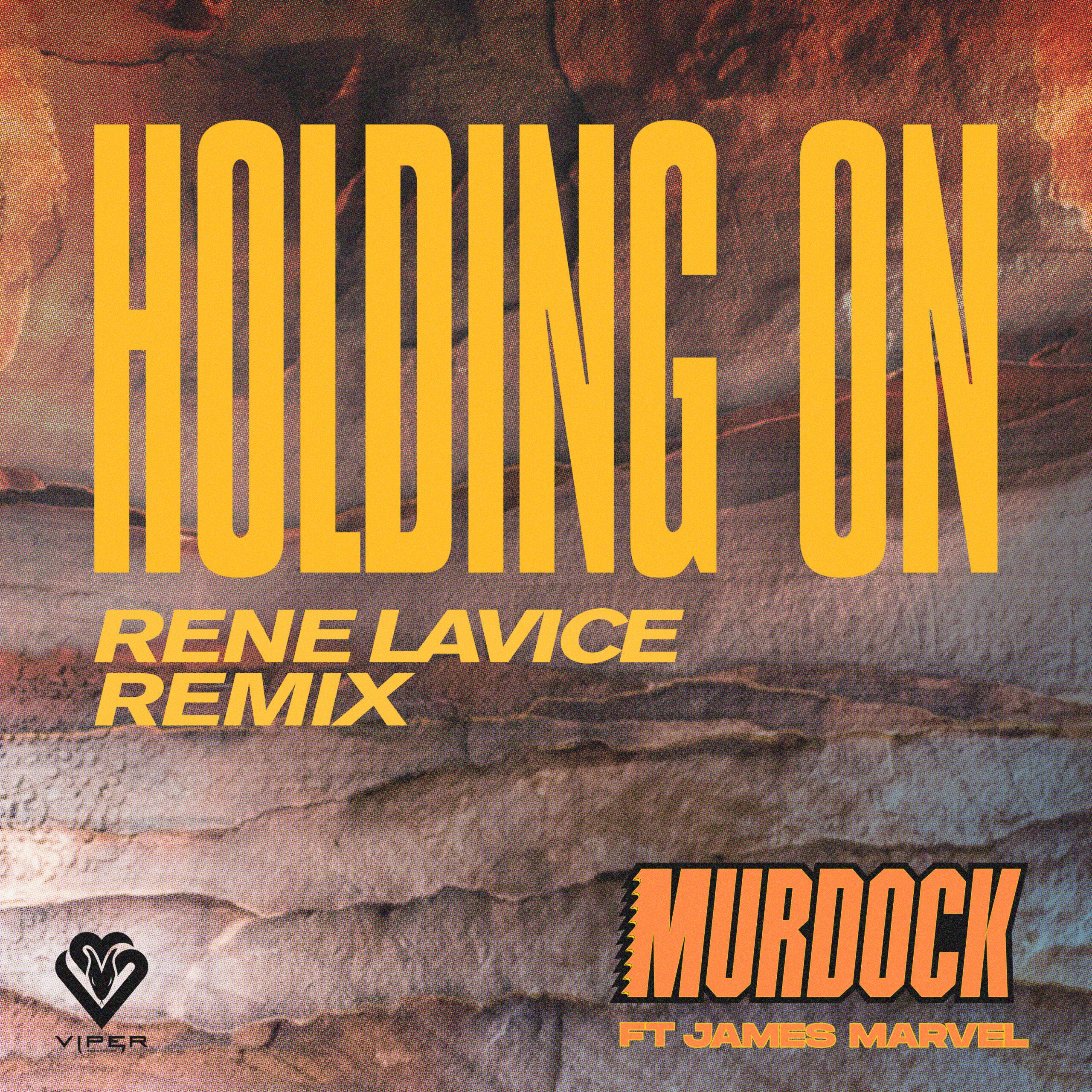 Murdock ft. James Marvel - Holding On (Rene LaVice Remix) [VPR221]