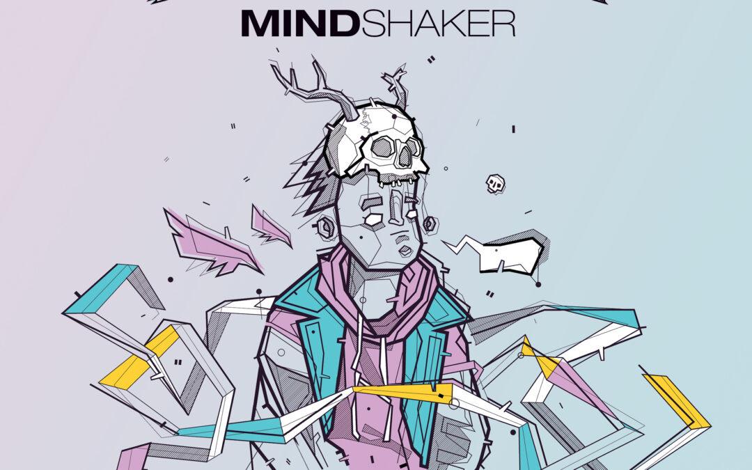 Dub Elements – Mindshaker EP [VPR223]