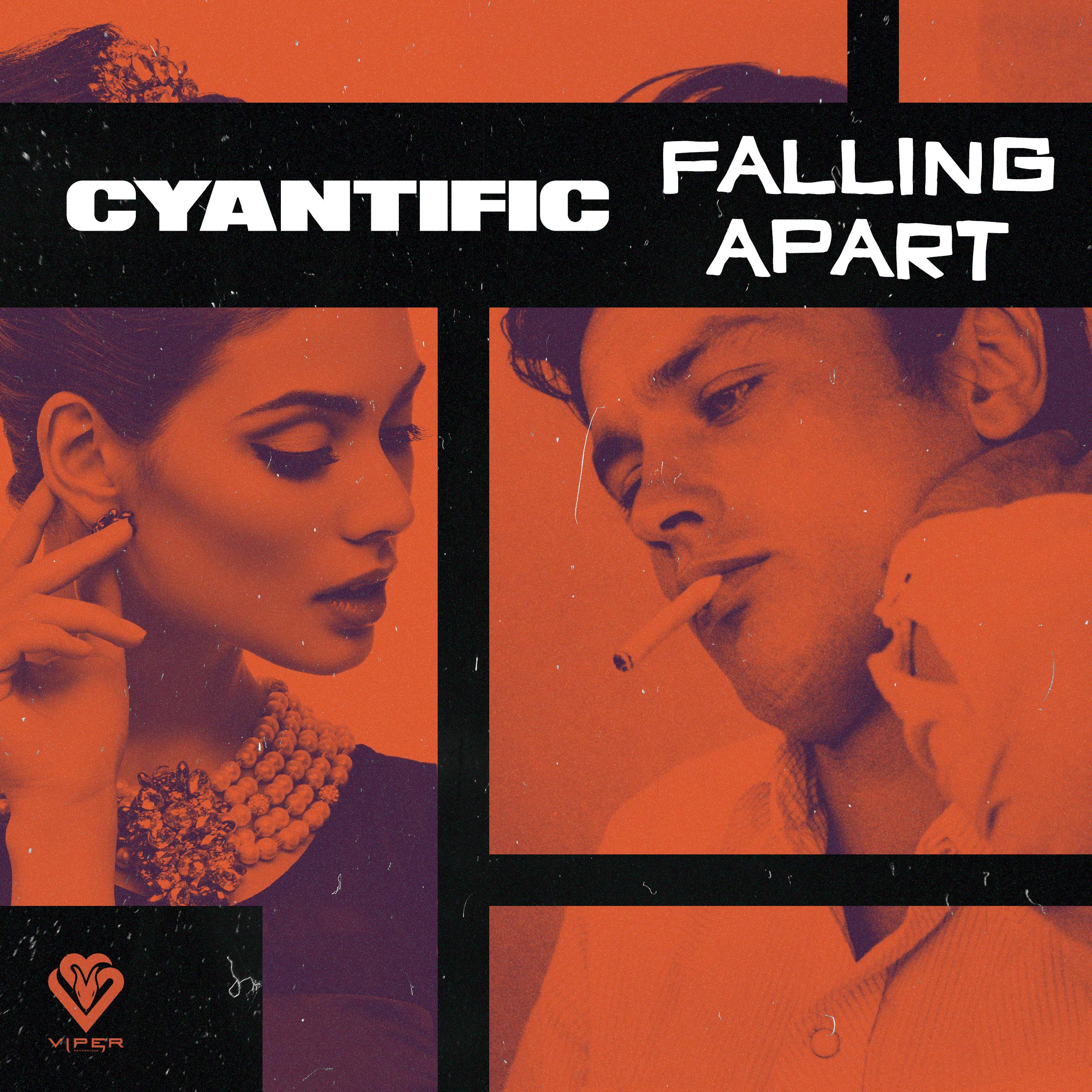 Cyantific- Falling Apart [VPR229]