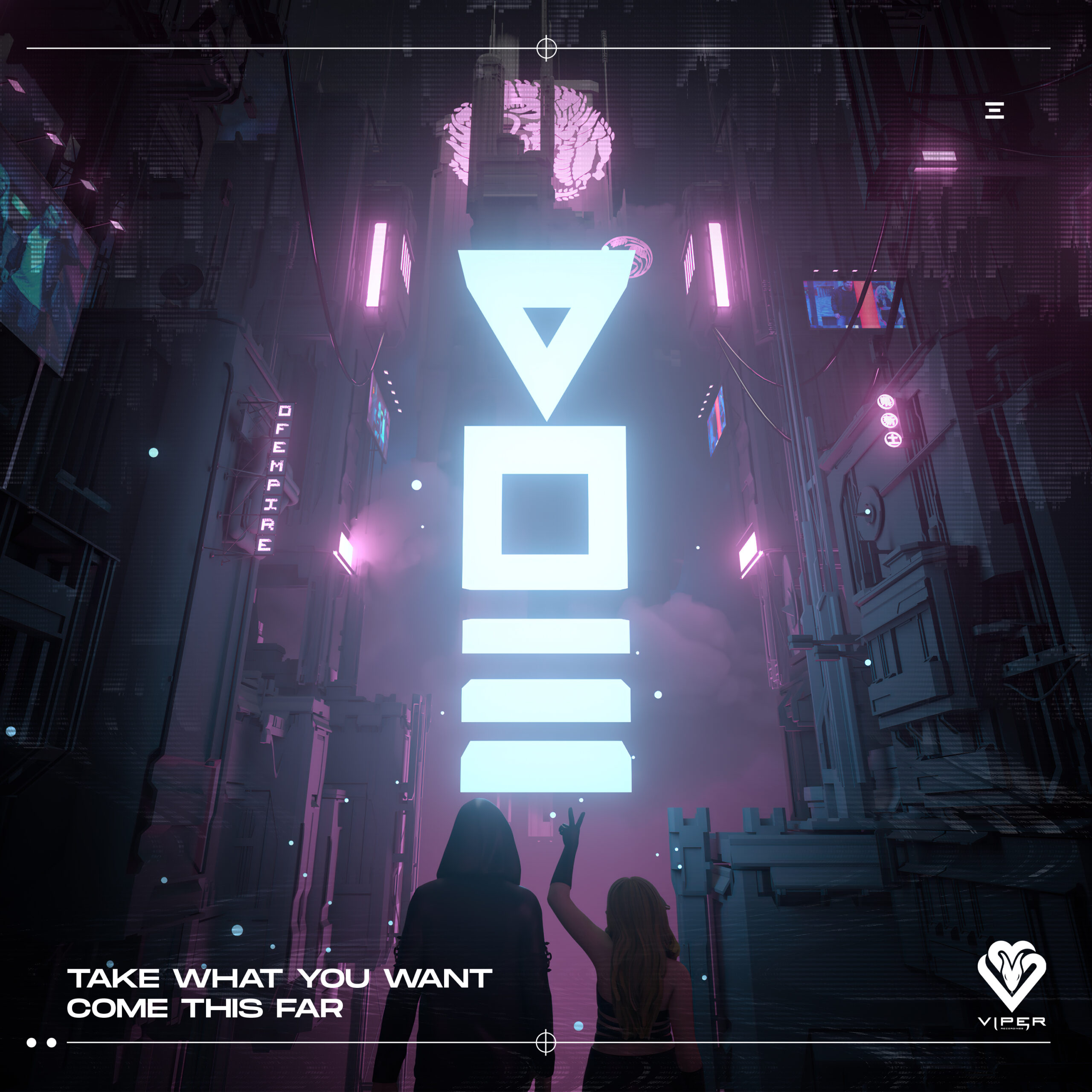 V O E - Take What You Want / Come This Far [VPR236]