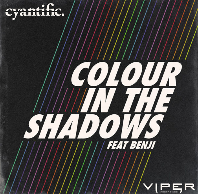 CYANTIFIC – COLOUR IN THE SHADOWS