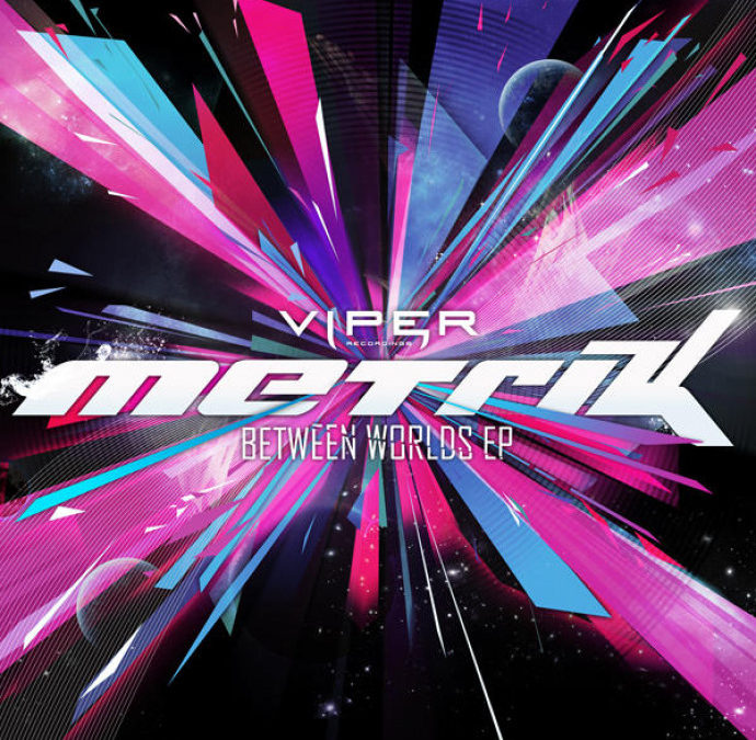 METRIK – BETWEEN WORLDS EP