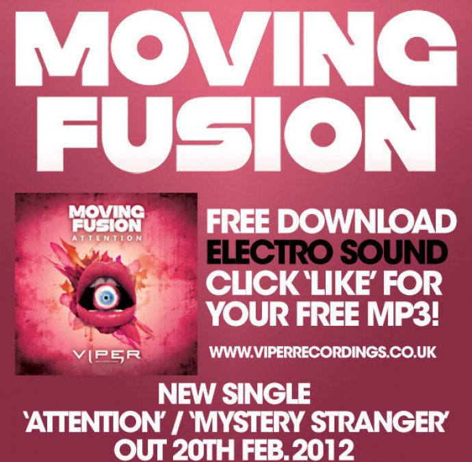 MOVING FUSION – ELECTRO SOUND (FREE DOWNLOAD)