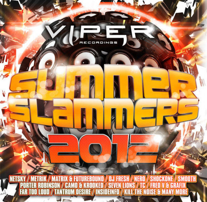 VIPER RECORDINGS SUMMER SLAMMERS 2012