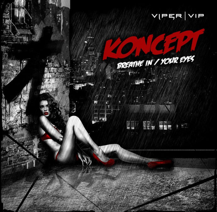 KONCEPT – BREATHE IN / YOUR EYES