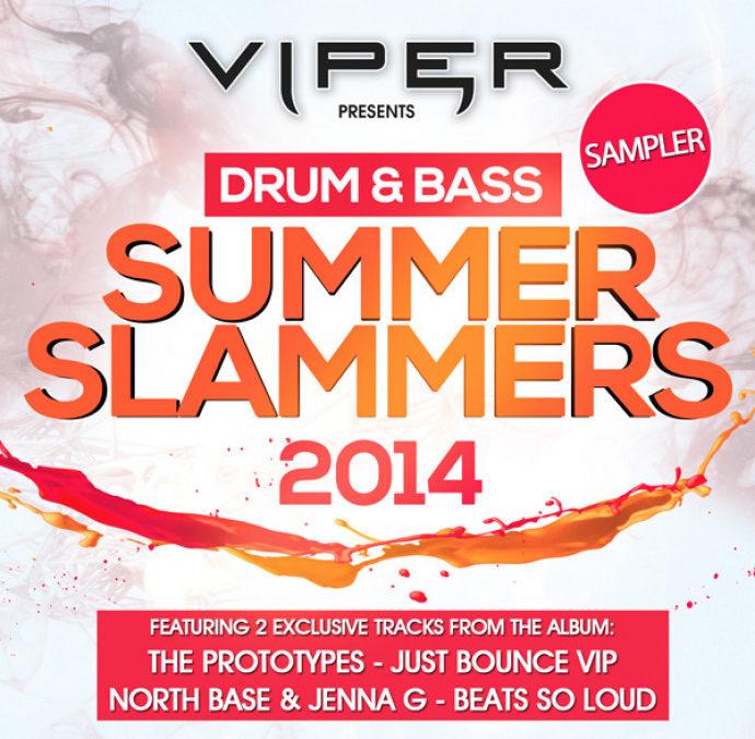 SUMMER SLAMMERS 2014 SAMPLER