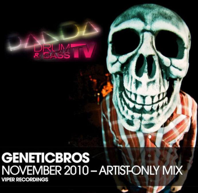 GENETICBROS – MIX FOR PANDA DNB TV
