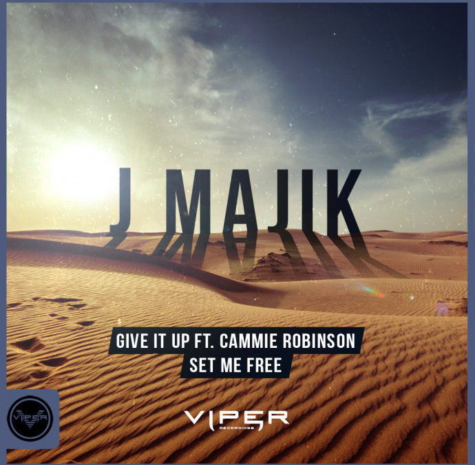 J MAJIK – GIVE IT UP / SET ME FREE