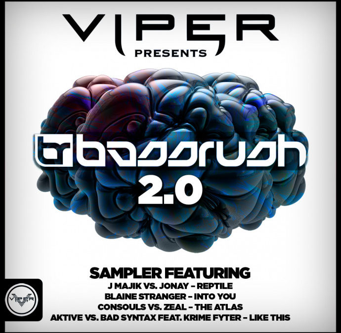 VIPER PRESENTS: BASSRUSH 2.0 SAMPLER EP